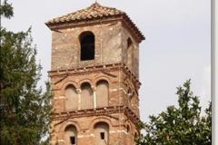 Campanile Chiesa Santa Mariain Monte Dominici(Sec. XI) Classico