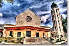 Marcellina Chiesa Cristo Re stile moderno